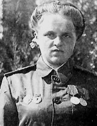 Гаврина-Трегубенко Пелагея-Полина Петровна