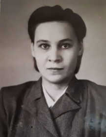 Лемвольд Евдокия Михайловна