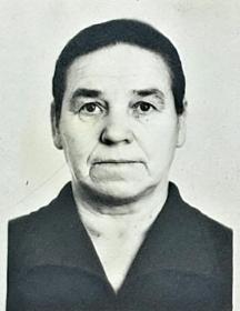 Леонова (Яшутина) Варвара Ильинична