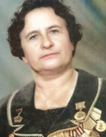Новикова (Воронова) Надежда Николаевна