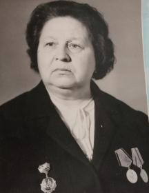 Дубовицкая (Жаворонкова) Евгения Яковлевна