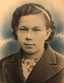 Рассолова (Шунина) Александра Семеновна