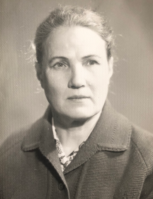 Пчелинцева( Черткова) Валентина Степановна