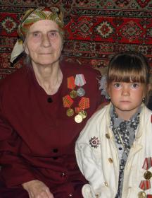 Озерова Нина Васильевна