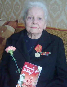 Еременко (Перепелица) Таисия Семеновна