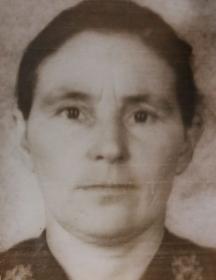 Попова (Егорова) Таисия Романовна