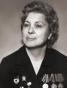 Земченкова (Галанцева) Розалия Алексеевна