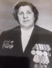 Бобина Вера Христофоровна