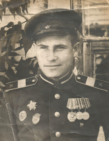 Шеховцов Петр Тихонович