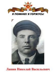 Лапин Николай Васильевич