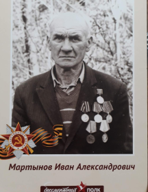 Мартынов Иван Александрович