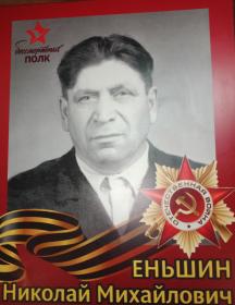 Еньшин Николай Михайлович