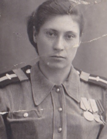 Соколова (Макаренко) Ольга Ефимовна