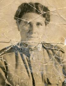 Комарова (Рыжова) Клавдия Семёновна