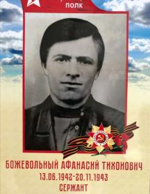 Божевольный Афанасий Тихонович