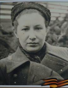 Молодцова Зоя Алексеевна