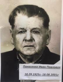 Панасенко Иван Павлович