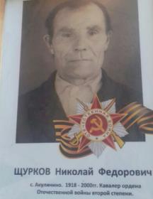 Щурков Николай Федорович