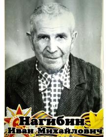 Нагибин Иван Михайлович