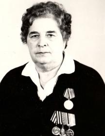 Мухина (Прокашева) Таисия Ивановна