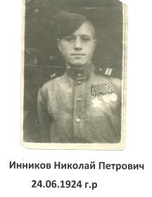 Инников Николай Петрович