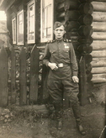 Орлов Алексей Федорович