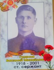 Грязнов Василий Михайлович