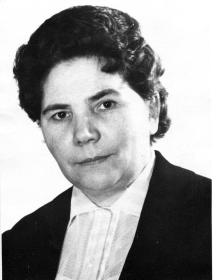 Рыжова Клавдия Михайловна