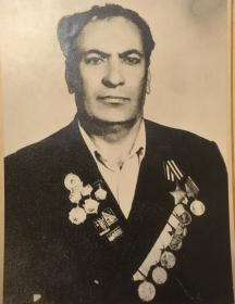 Такмазян Андрей Калустович