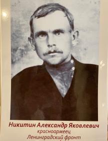 Никитин Александр Яковлевич