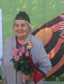 Иванова (Петрова) Нина Антоновна