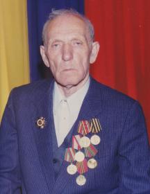Шамаев Юмту Израевич