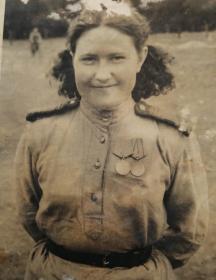 Брежнева Зинаида Николаевна