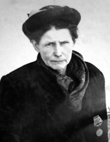Уткина (Анфилова) Анастасия Павловна