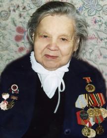 Куртина (Сувала) Александра Алексеевна