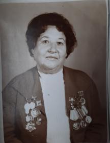 Попова Таисия Тарасовна