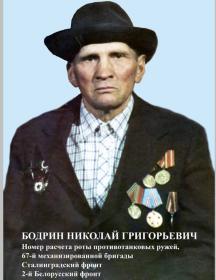 Бодрин Николай Григорьевич