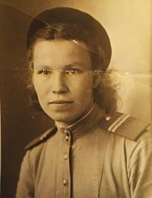 Стулова (Скоробогатько) Варвара Степановна