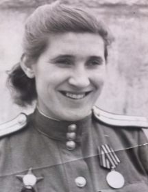 Кудрявцева Антонина Ивановна