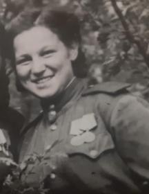 Жуковская (Резникова) Антонина Михайловна