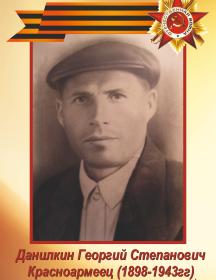 Данилкин Георгий Степанович