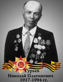 Гурьев Николай Платновоич