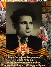 Лапа Серафим Андреевич