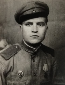 Пашкин Федор Кузьмич