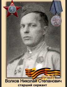 Волков Николай Степанович