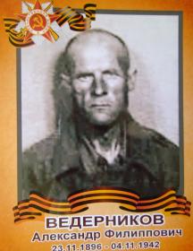 Ведерников Александр Филиппович