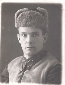 Ахапкин Фёдор Максимович