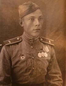 Жеребцов Юрий Дмитриевич