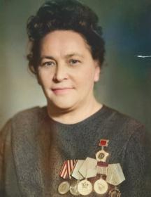 Паровщикова Анна Павловна