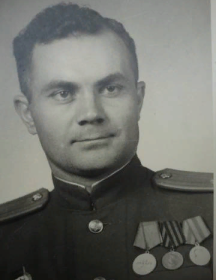 Бакута Александр Федосеевич